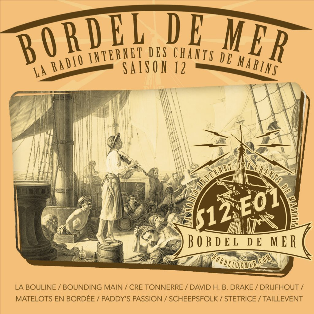 Bordel de Mer - Chants de marins et Sea Shanties