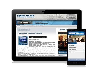 Une version mobile de votre site, signée Jean-François Blais