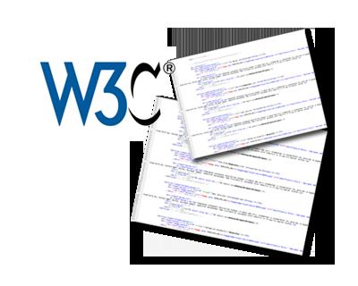 Un site accessible et qui respecte les normes du W3C